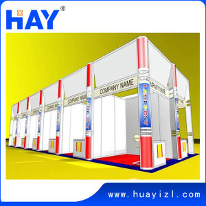 5PCS Booth in Line Customized Trade Show Standard Booth