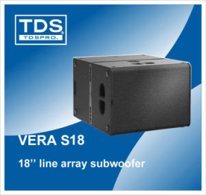 Single 18inch, Line Array Subwoofer pictures & photos