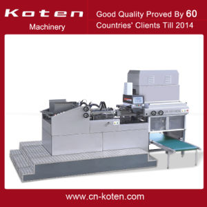 Automatic Carton Box Folder Gluer for Shoe Box pictures & photos