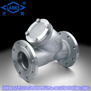 Stainless Steel 304/315 Y Type Strainer/Filter with Flange