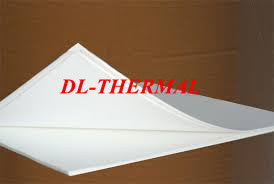 Refractory Industrial Equipment Glassfiber Paper Filter No Organic Binder
