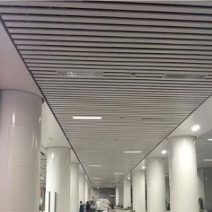 Aluminum Baffle False Ceiling with Fashion Design pictures & photos