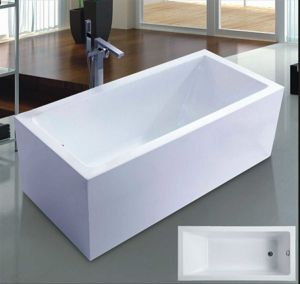 1700mm Rectangle Freestanding Bathtub (AT-6722) pictures & photos