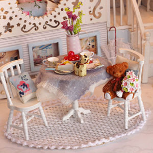 Wholesale Wooden Doll Dinning House Furniture. 2017 Wholesale Home Play  Wooden Big Doll House Dinning
