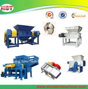 Waste Plastic Shredder Machine pictures & photos