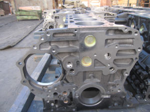 Cylinder Block for Isuzu 4hf1 pictures & photos