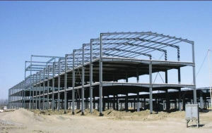 Metal Office Buildings/Steel Structure Warehouse/Workshop pictures & photos