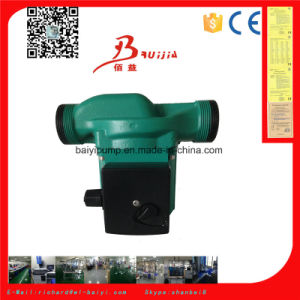 Taizhou Wenling Baiyi Hot Water Booster Circulation Pump