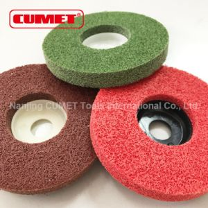 Non-Woven Disc for Staninless Steel pictures & photos