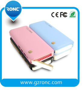 with Stronger LED Light 10000mAh Mobile Portable Power Bank Charger pictures & photos