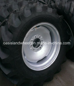 Agriculture Farm Tyre (14.9-24) with Rim for Irrigation pictures & photos