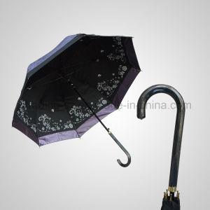 Apollo Super Slim Automatic Rain Sun Umbrella Patio Jl Aqt137