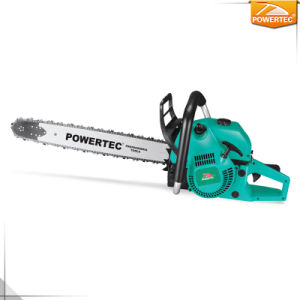 Powertec 3.2kw 85cc Gasoline Chainsaw Chain pictures & photos
