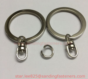 Fashion Plated Lobster Claw Clasps Key Rings