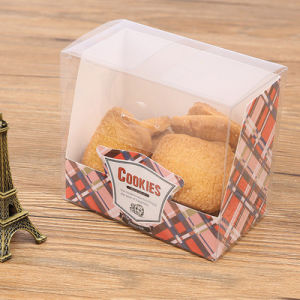 factory hot sell food grade printing fancy gift cookie box(pet box) pictures & photos