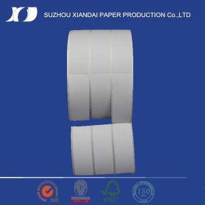 Grade a Quality Thermal Paper Rolls with Cutting Line pictures & photos