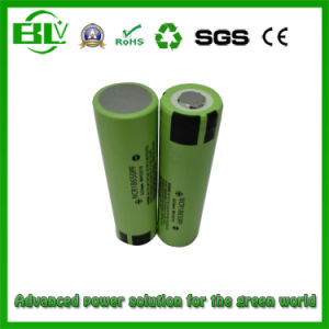 High Capacity  2900mAh 18650 Li-ion Battery for Beauty Instruments pictures & photos