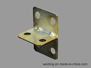 Zinc Plated Iron Corner Angle Bracket