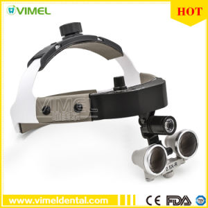 Dental Surgical Headlight LED Headlamp Loupes Medical Lab Equipment pictures & photos