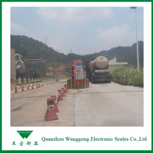 Hot Popluar Truck Weighbrige Scale for Sale in Africa pictures & photos