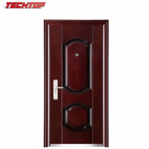 TPS 026 Kerela Steel Main Safety Door Design, Indian Main Door Design  Double Door