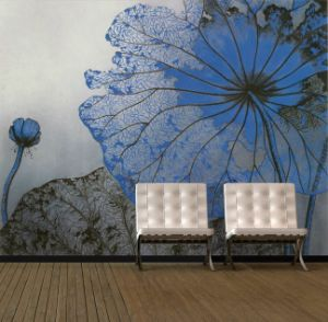 High-Quality Self-Adhesive Custom Wall Murals and Wallpapers Printed