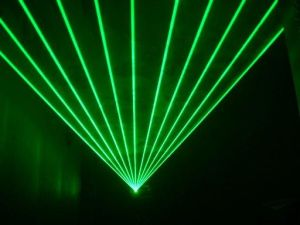 Nebula 4W Single Green Laser Man Show System pictures & photos