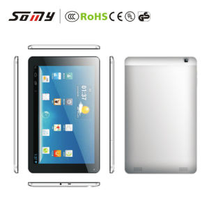 10.1 Inch Android Tablet PC with Rk3128/2GB+16GB