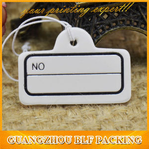 Fashion Paper Stamped Jewelry Tags pictures & photos