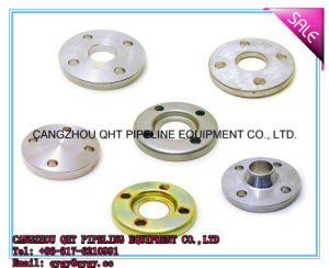 Forged Alloy Carbon Steel ASME ANSI Blind Flange on Stock