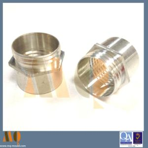 Anodised Aluminium Turning Parts (MQ701) pictures & photos