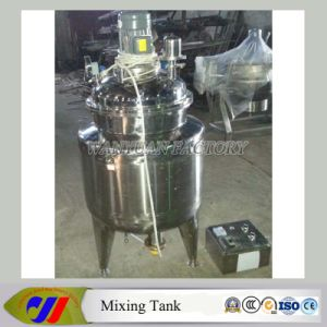 Electric Heating Mixing Tank with Adjustable Mixing Speed pictures & photos