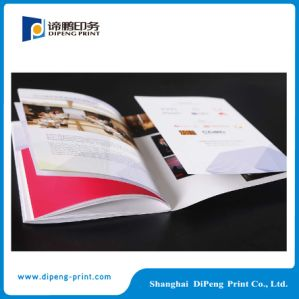 Full Color Catalogue Printing with Special Cover pictures & photos