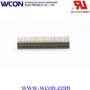 1.27*2.54mm 180 DIP Pin Header Connector