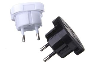 Universal Travel Charger Plug Casing Plastic Mould pictures & photos