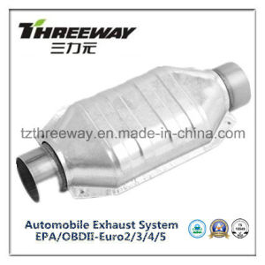 Car Exhaust System Three-Way Catalytic Converter #Twcat026 pictures & photos