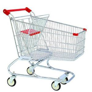 High Quality Shopping Trolley Manufacture