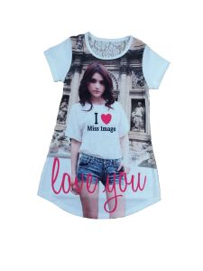 Fashion Girl Clothes, New Styles Children Clothing (GT056)