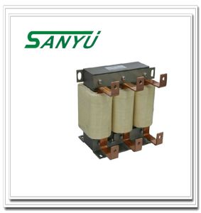 Sanyu Output AC Line Reactor (OCL2%) pictures & photos
