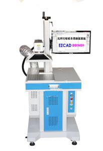 Desk Type Lifting Working Table USB Interface Ezcad Software 1064um 30W  Fiber Laser Marking Machine Support Coreldraw, Autocad, Photoshop