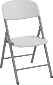 Blow-Molding Outdoor Folding Chair (YCD-49-1) pictures & photos