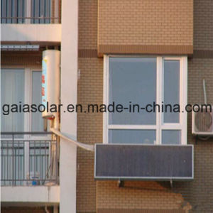 China Solar Water Heater Flat Plate Solar Collector pictures & photos