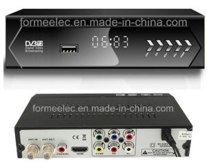 STB DVB TV Set Top Box ISDB-T with HD FTA pictures & photos