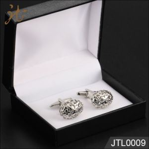Fashion Nice Quality Brass Hollow Cufflinks for Decoration pictures & photos
