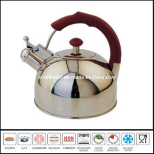 Contemporary Cheap Stainless Steel Kettle pictures & photos