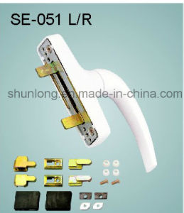 Aluminum Alloy Window Handle (SE-051L/R)