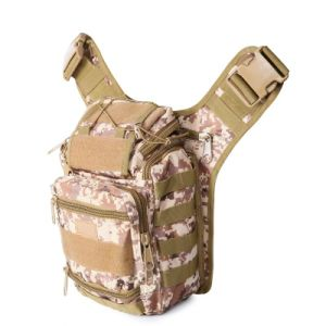 High Quality Water-Proof Military Bag Nylon Army Waist Bag pictures & photos