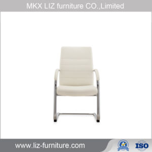 Modern White Leather Conference Meeting Office Chair 238c