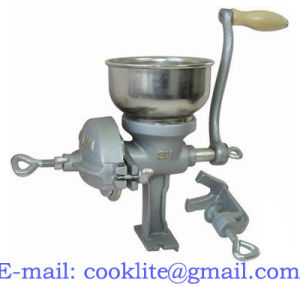 Cast Iron Manual Grain Mill Grinder / Cast Iron Manual Cereal Grinder Mill pictures & photos