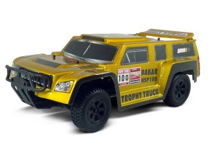 off Road 1: 10 Gas Powered RC 4X4 Trucks